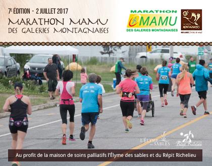 Marathon Mamu 2017